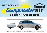 Campmaster AIR trailer tent brochure download