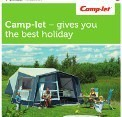 2016 Camp-let Trailer Tent Brochure