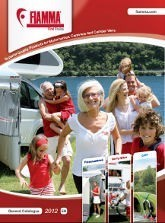 Fiamma 2012 Caravan Accessories Brochure
