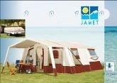 Jamet Trailer Tent Brochure