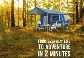 OZTrail trailer tent brochure download