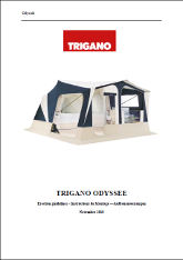 Trigano Odyssee Instructions
