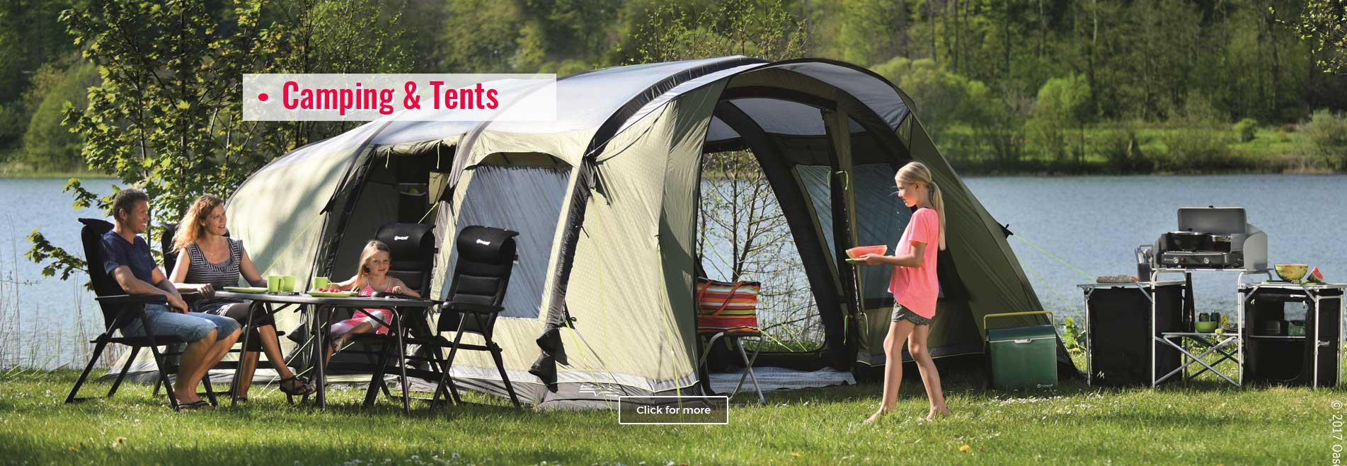 Tents | Trailer Tents | Camping Equipment | Caravan Accessories