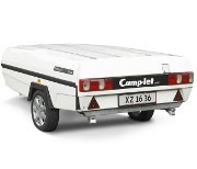 Camp-let Hard Top Trailers