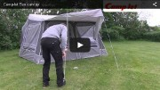 Camp-let Sun Canopy Standard Video