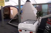 Tepee Trailer Tent