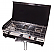 Kampa Cucina double burner camping stove with grill