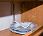 Secure dishes in your caravan or motorhome when you are on the move