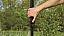 Telescopic legs with locking clamp