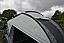 Rain shelter canopy over side door