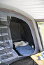 Touring AIR has large bedroom included