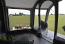 Living space with full clip-in groundsheet