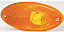 Hella Oval Side Marker Light