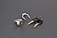 Lock barrel, retainer and 2 x keys