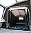 Darkened inner tent
