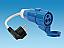 Continental Plug to Caravan Coupler Conversion Lead