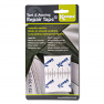 50cm x 7.5cm clear repair tape for tents and awnings
