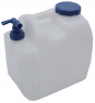 23L Fresh water carrier with Large Filler Cap