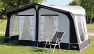 Camptech Cayman caravan awning available in sizes 7 to 18