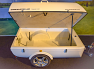 Campmaster trailer open