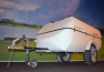 Campmaster air 1000LX trailer