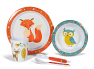 Great fun for the kids with these animal themed Dinner Sets