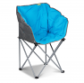 Kampa Tub Bucket Chair in blue colour