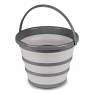 Kampa 10L silicon folding bucket