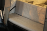 Seat protector keeps seat covers clean and protects from wear