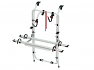 Fiamma bike carrier for Vauxhall Vivaro and Renault Trafic