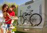Affordable bike rack for coachbuilt motorhomes