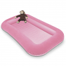 Kampa Airlock Junior Airbed in Candy Pink Colour