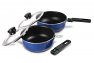 Kampa DinDin 2 Piece Pan Set