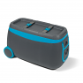 Kampa 65L passive cooler wheeled and complete with pull handle