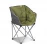 Kampa Tub Bucket Chair in green colourway