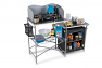 Kampa Commander can be fitted with an optional windshield and suits most camping stoves