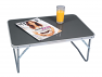 Camping Low Table - Magazine and Drink not included