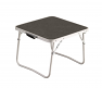 Outwell Nain Small Camping Table with solid top and lightweight folding legs