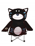 Sunncamp Kids Animal Chair with Cat design