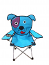 Sunncamp Kids Animal Chair with Dog design