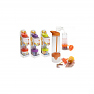 Create your our juices with the MyBento drink infusion bottle