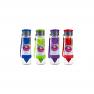 Dual infuser drink bottles