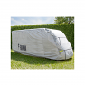 Completely cover the motorhome