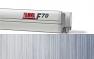 Fiamma F70 400 - Titanium / Royal Blue