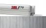 Fiamma F70 450 - Titanium / Royal Grey