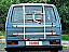 Bike carrier for VW T3 and T25 with single rear door