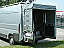 Provides rain shelter or shaded area on the back of Fiat Ducato vans