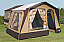 Cabanon Venus Trailer Tent with awning