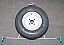 Spare Wheel with Carrier - Just in case of a blow out the Neptune comes with a spare wheel and spare wheel carrier