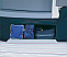 Your luggage is stowed away in the built-in water- proof baggage compartment, situated under the traile